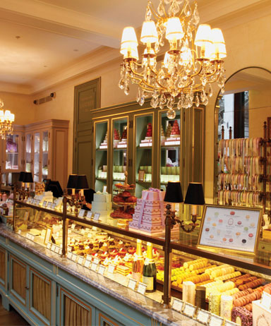 Photo courtesy of Laduree