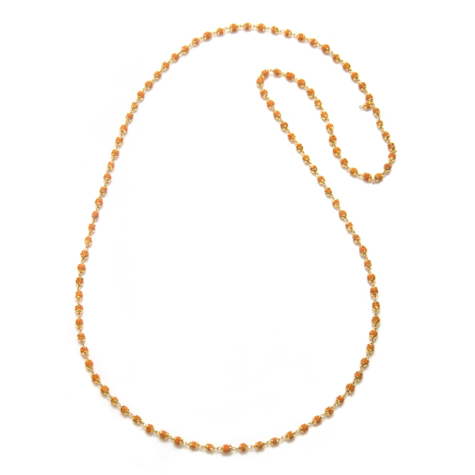 Satya Jewelry's Seeds of Change Mala