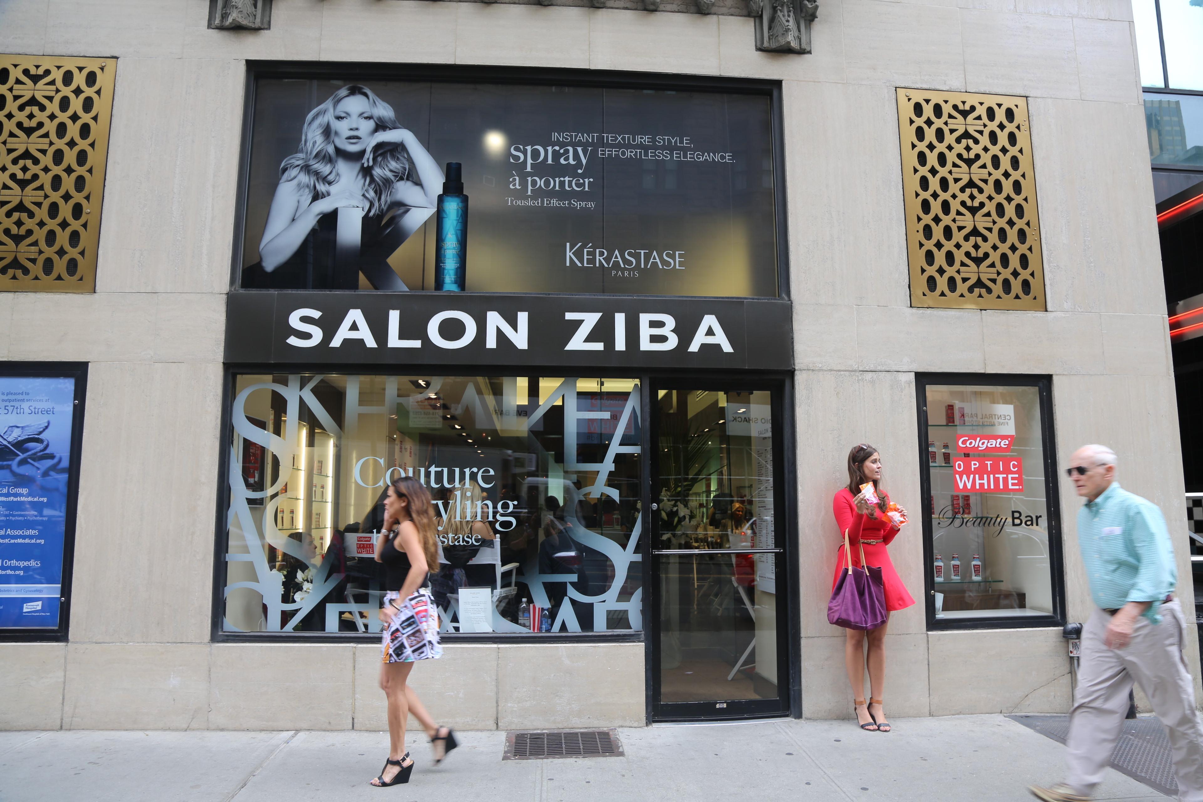 NYFW Satya Jewelry The Colgate Optic White Beauty Bar